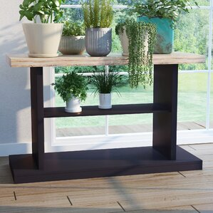 India Console Table by Bloomsbury Market