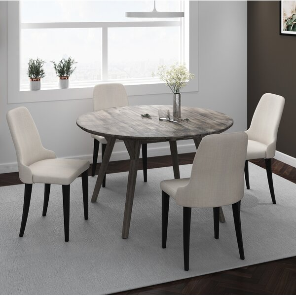 Raiford 5 Piece Dining Set by Gracie Oaks