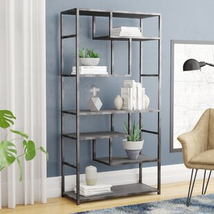 Etagere Industrial Bookcases Youll Love