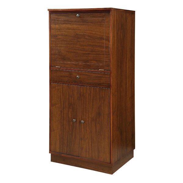 Gorlest Bar Cabinet by Alcott Hill Alcott Hill