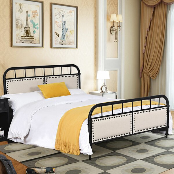 Dawna Full Standard Bed by Winston Porter