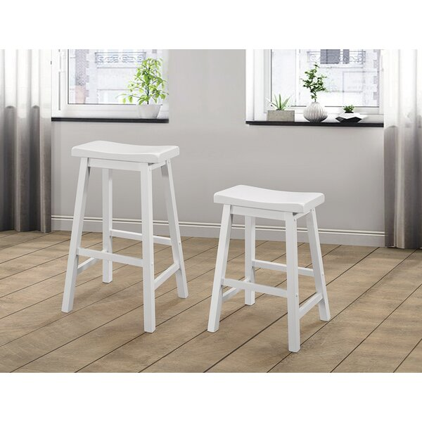 Zorro 30 Bar Stool Set Of 2 By New World Trading