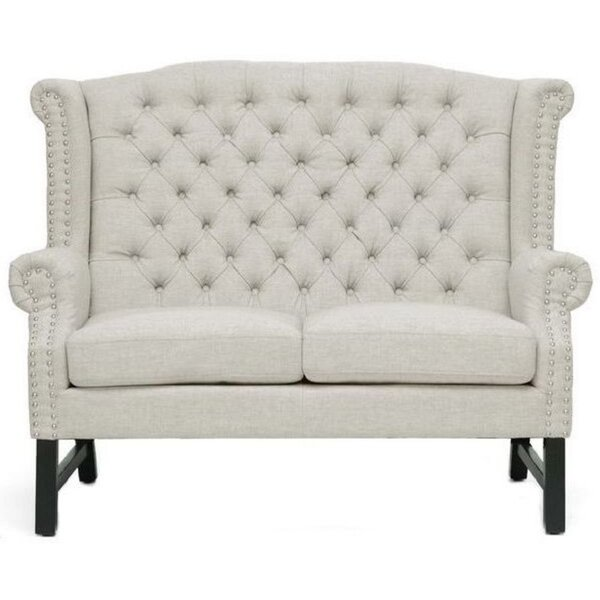 Manish Loveseat by Canora Grey