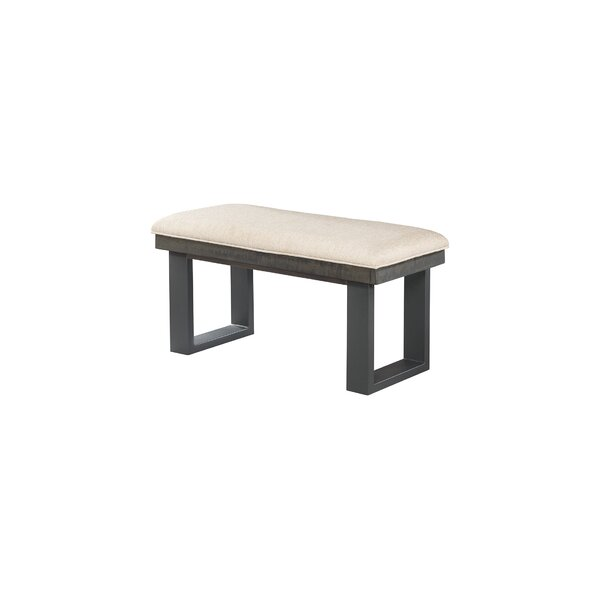 Westboro Upholstered Bench by Gracie Oaks