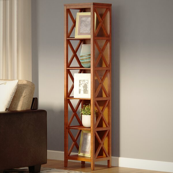 Grady Standard Bookcase by Andover Mills