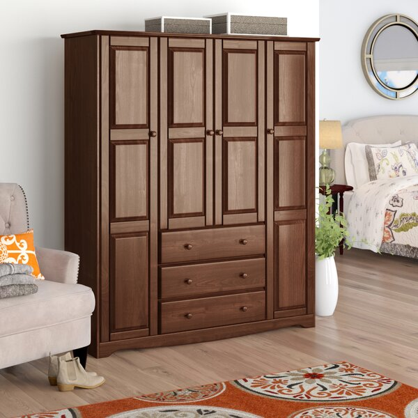 Musman Armoire By Winston Porter