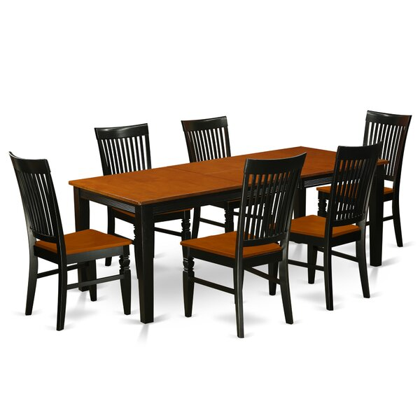 Pilger 7 Piece Extendable Dining Set by August Grove August Grove