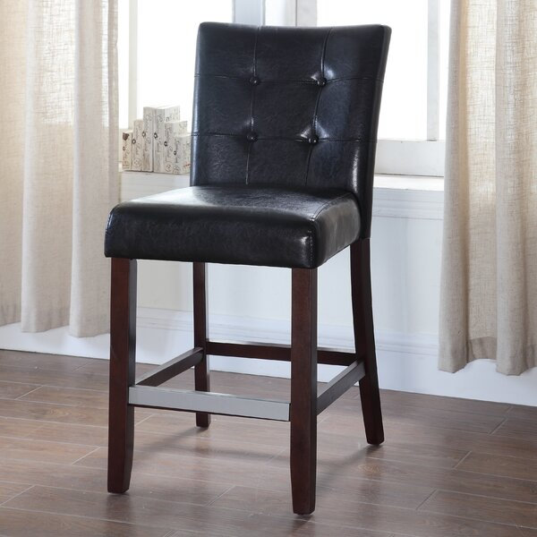 40 Bar Stool (Set of 2) by BestMasterFurniture