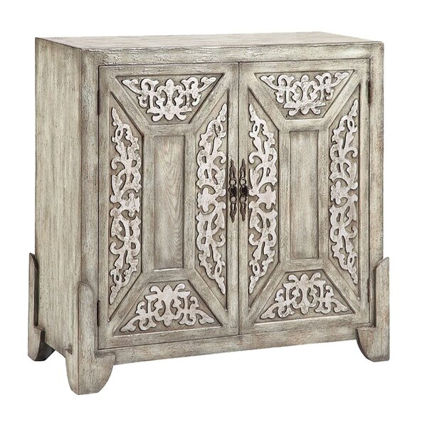 Cuomhouse 2 Door Accent Cabinet