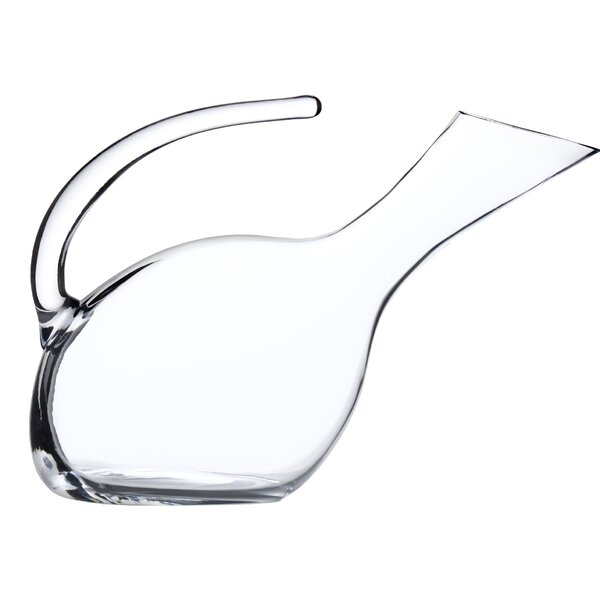 Laura Glass 33.75 Oz. Carafe by Mikasa