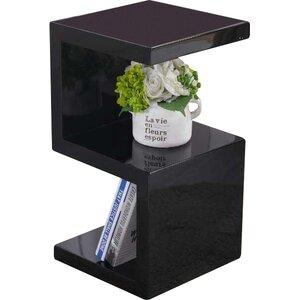 Beistelltische farbe schwarz for Beistelltisch cube