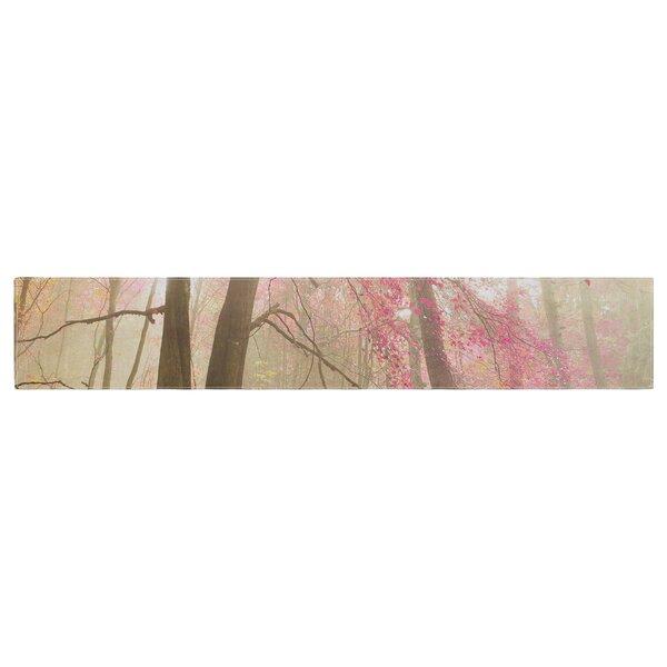 Iris Lehnhardt Atmospheric Autumn Table Runner by East Urban Home