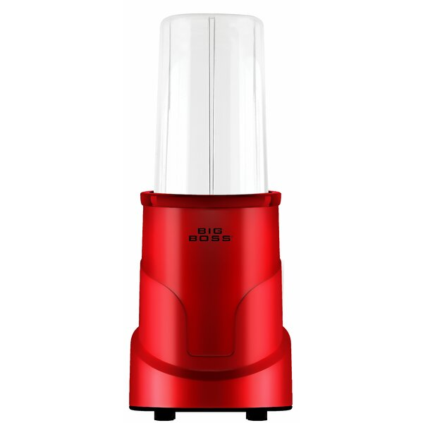 Personal 4-Piece Countertop Blender by Big Boss