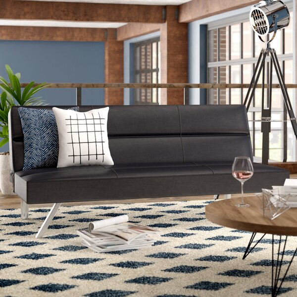 Fayetteville Futon Convertible Sofa by Zipcode Design