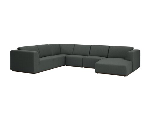 Morten Sectional By EQ3