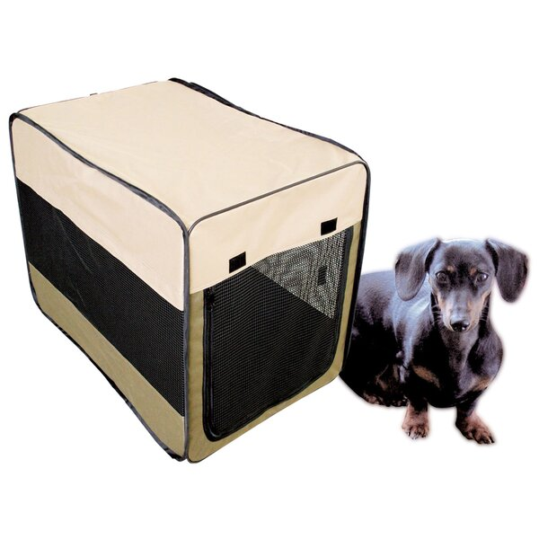 Soft Sided Steel and Cloth Portable Yard Kennel by Buffalo Tools