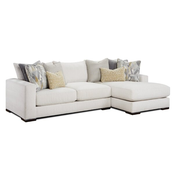 Eccleston Right Hand Facing Sectional by Brayden Studio
