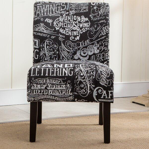 Savane Slipper Chair by August Grove