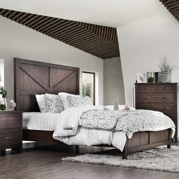 Mcmillon Standard Configurable Bedroom Set by Gracie Oaks