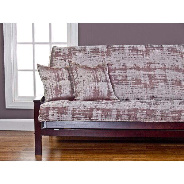 Dominick Box Cushion Futon Slipcover by Ivy Bronx