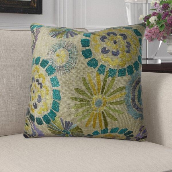 Balderston Handmade Luxury Pillow by Canora Grey