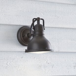 Reviews Wensler Outdoor Wall Sconce By Birch Lane™