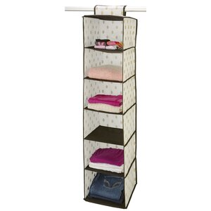 Macbeth 6-Compartment Hanging Organizer