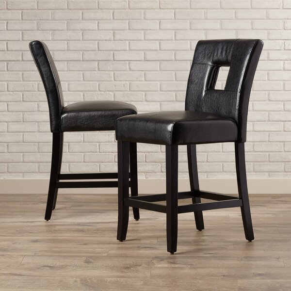 Wickliffe Side Chair (Set of 2) by Wrought Studio
