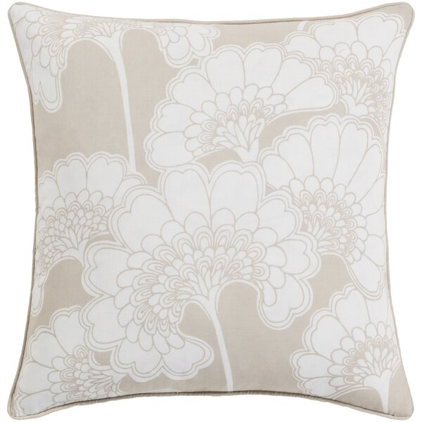 Oakdale Square Throw Pillow by Zipcode Design