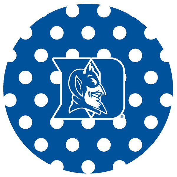 Duke University Dots Collegiate Coaster (Set of 4) by Thirstystone