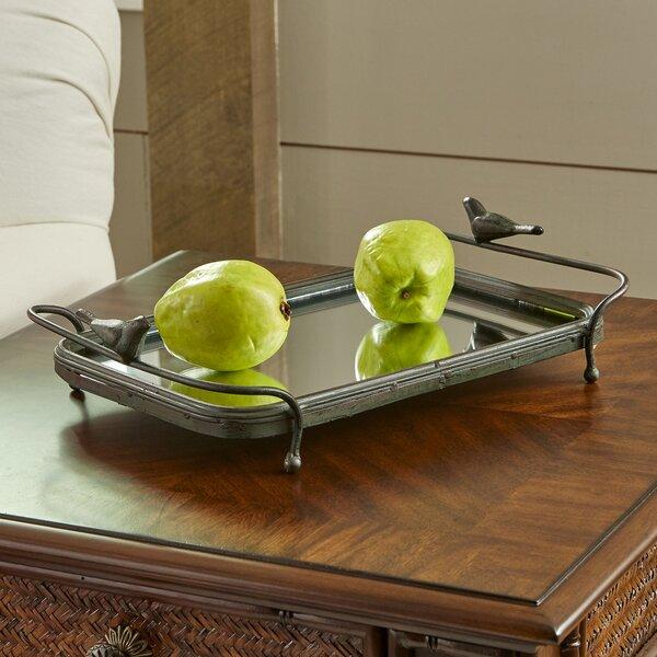 Ellsworth Mirrored Tray by Birch Lane™