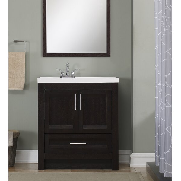 Duquette 24 Single Bathroom Vanity Set by Wrought Studio