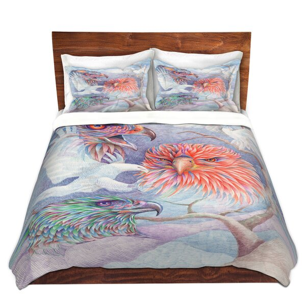 Rulers Of The Sky Duvet Cover Set