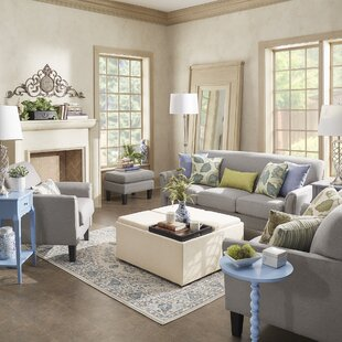 Living room sets you 39 ll love wayfair - How can i decorate my small living room ...