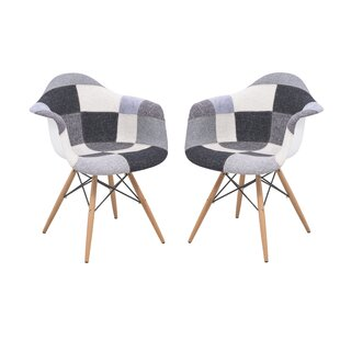 modern contemporary accent chair set of 2 allmodern