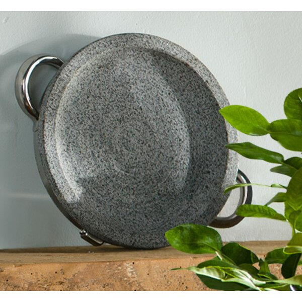 Natursten and Trade Saute Pan by VivaTerra