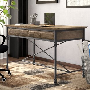 Mabie Solid Wood Writing Desk