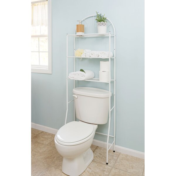 Caire 24.4 W x 68 H Over The Toilet Storage