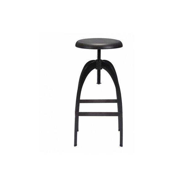 Foster Adjustable Height Bar Stool by Trent Austin Design