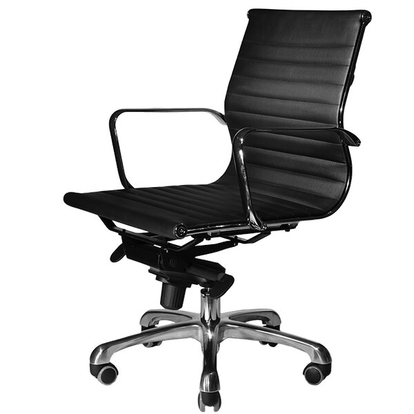Robin Mid-Back Desk Chair by Wobi Office