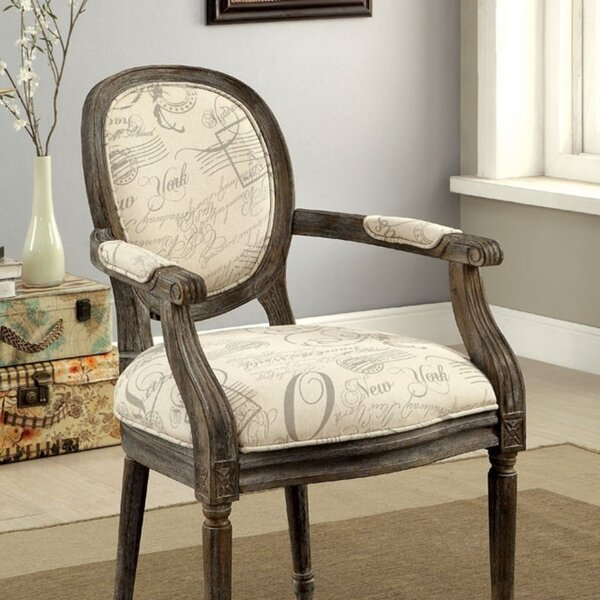 Review Angela Armchair