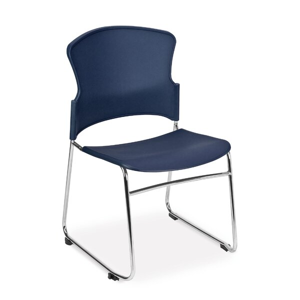 Armless Multi-Use Stacking Chair (Set of 40) by OFM