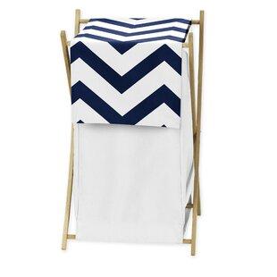 Chevron Laundry Hamper BySweet Jojo Designs
