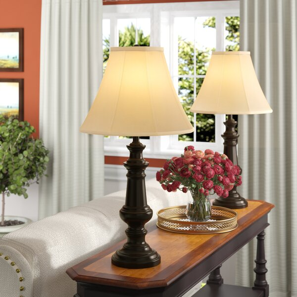 Lembo 32 Table Lamp Set (Set of 2) by Andover Mills
