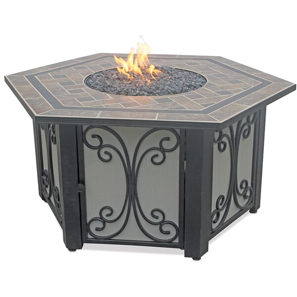 Endless Summer Gas Fire Pit Table by Endless Summer
