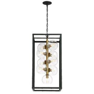 chandeliers top light idea linear modern chandelier designing