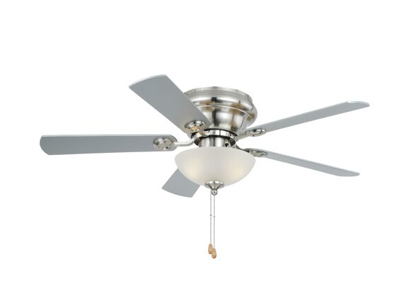 42 Expo 5-Blade Flushmount Ceiling Fan by Vaxcel