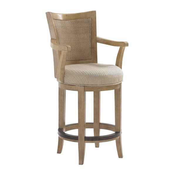 Monterey Sands 24.5 Swivel Bar Stool by Lexington