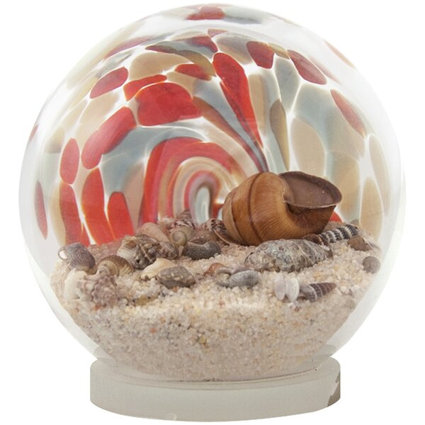 Archie Sea Reef Globe by Highland Dunes