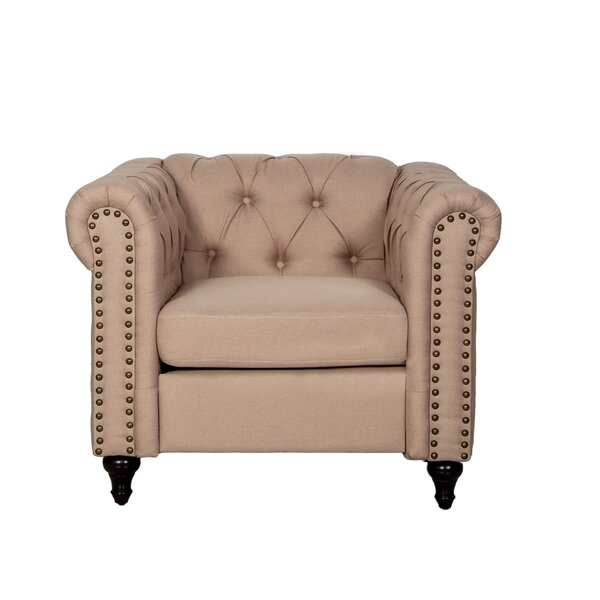 Radford Chesterfield Chair by House of Hampton